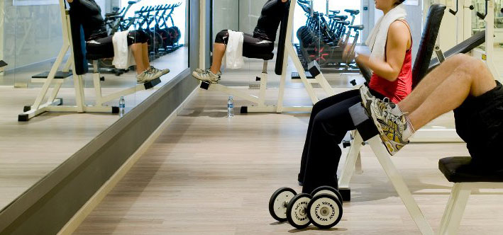 Entrenamiento de musculación para principiantes | BuenaForma ...