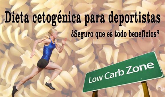 dieta cetogenica en deportistas